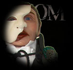 The Phantom of the Opera Doll by Leigh